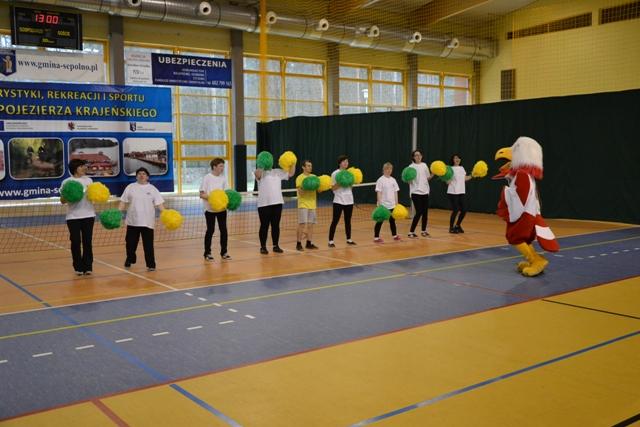 """III Turniej w """"Zbijaka"""" dla Osób Niepełnosprawnych"""