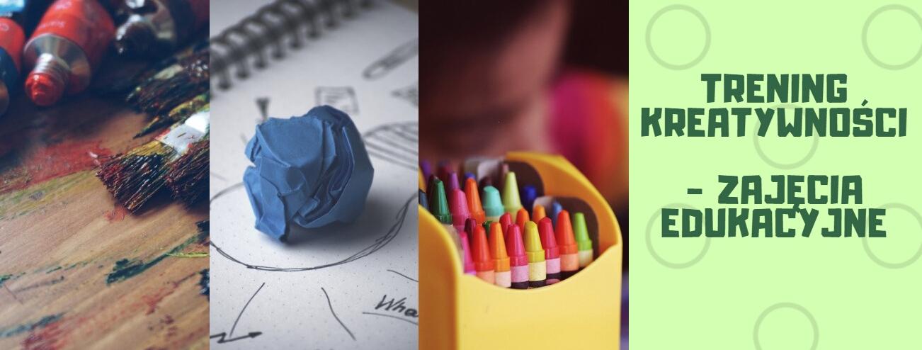 """""""Trening kreatywności"""" w Gminnym Centrum Informacji"""