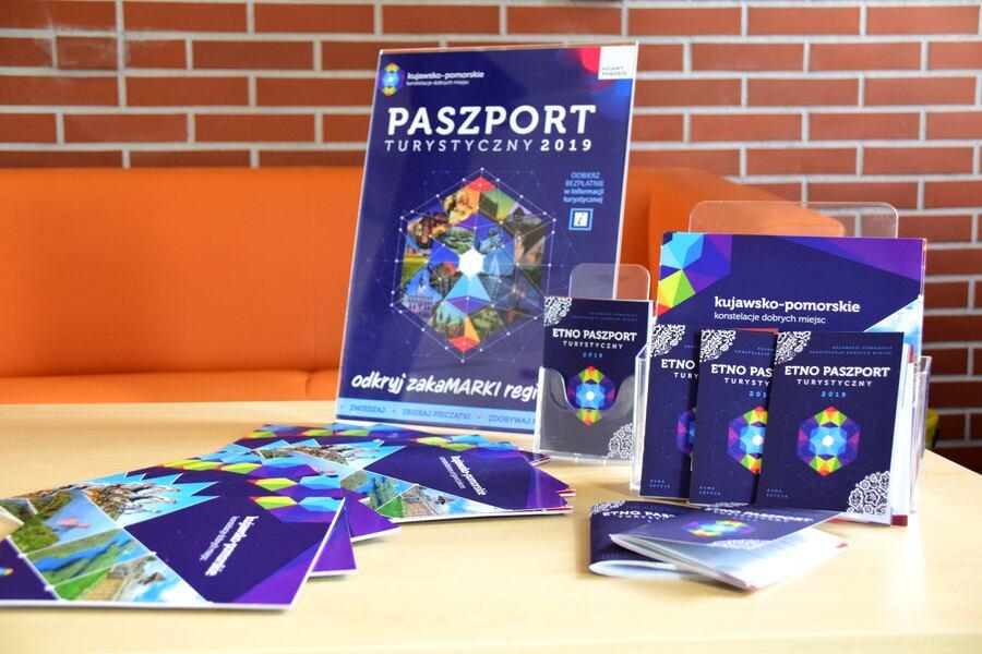 Etno paszport turystyczny 2019 – punkt pieczątkowy w Sępólnie Krajeńskim