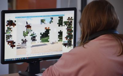 Zakątki Sępólna Krajeńskiego – układamy puzzle online